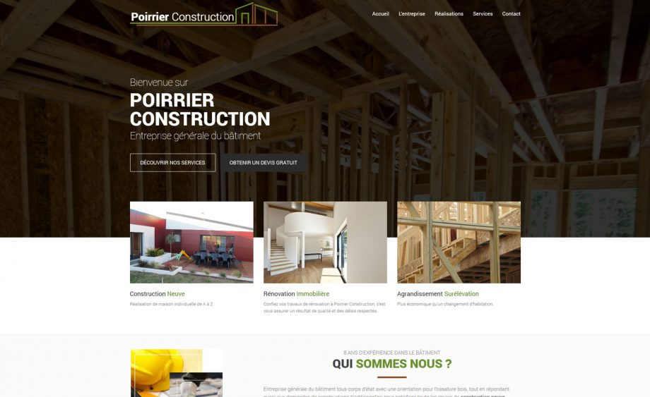 Poirrier construction